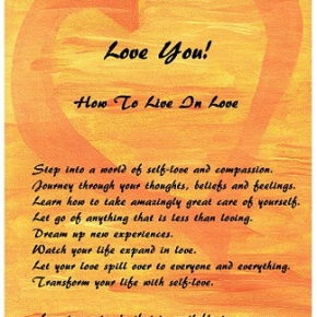 Love You! How To Live InLove